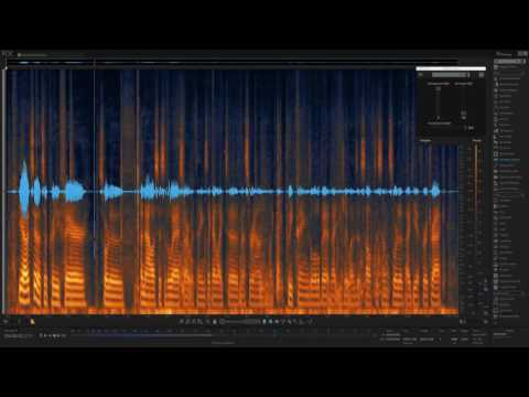 RX 6 | Remove background noise with Dialogue Isolate