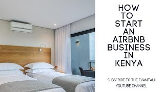 Gambar cover Starting an Airbnb Business in Kenya