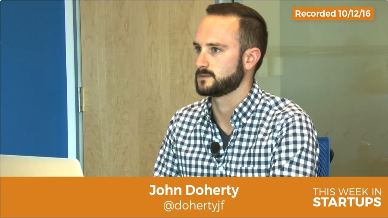 Download Credo founder John Doherty: Engineering scalable content at growth startup & hitting escape velocity