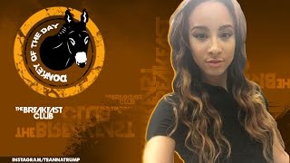 Porn Star Teanna Trump Starts GoFundMe Page After Jail Release - Donkey of the Day (12-15-16)