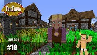 What If Villager Mod Playthrough, TekTopia: Episode 8!!