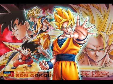 Aitsu Wa Son-Goku (with lyrics)