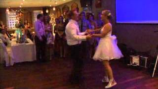 Best wedding dance Rock & Roll