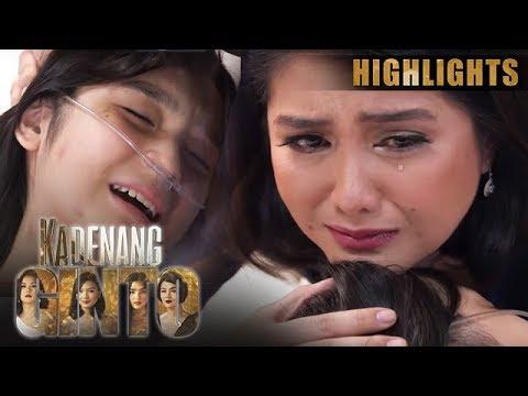 Download Cassie, naluha sa kanyang pasasalamat kay Daniela | Kadenang Ginto (With Eng Subs)