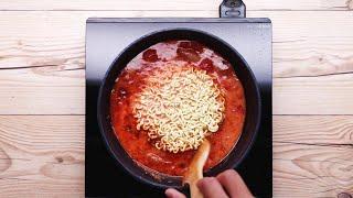 やる気レベル別!インスタント麺アレンジ4選