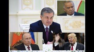 Мирзиёев, Путин, Шойгу: Москва ростдан ҳам Мирзиёевнинг АҚШга ташрифидан хавотирдами?
