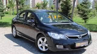 Honda Civic 1.6 Vtec 0-100 Km Acceleration
