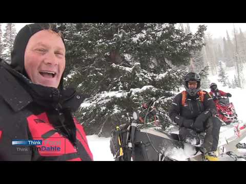 Snowmobile The Best Snow On Earth! Come Ride With Us On The Skyline Drive In Utah.