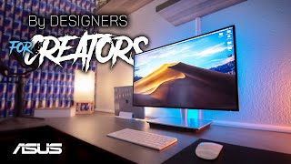 The ASUS ProArt 27 inch HDR Monitor...For CREATORS!