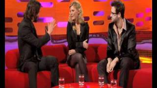 Keanu Reeves' Matrix Kick - The Graham Norton Show - Series 8 Episode 10, preview - BBC One
