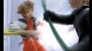 Kingdom Hearts: Wings of Serenity