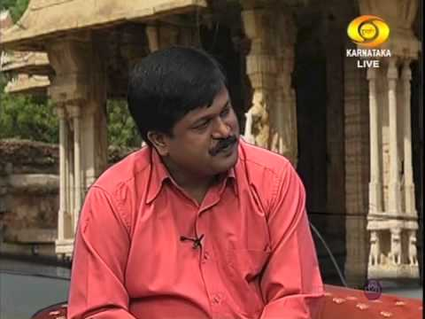 Deepti Navaratna - TV Interview on Doordarshan Chandana Part-1