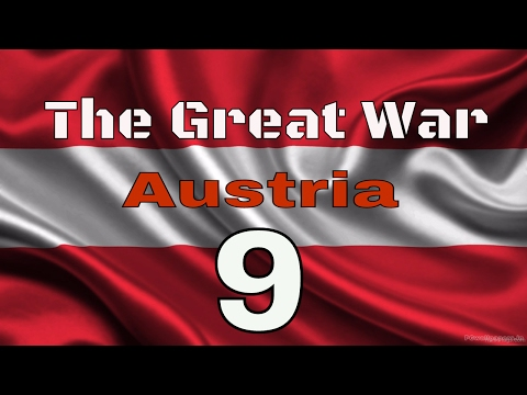 WINNING IN THE EAST - Hearts of Iron IV: GREAT WAR MOD - AUSTRIA (Episode 9)