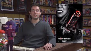 James Rolfe Attacked for Ghostbusters Non-Review - #CUPodcast
