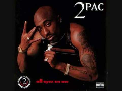 2pac - Picture Me Rollin' (1996)(Dj Cvince Instrumental)