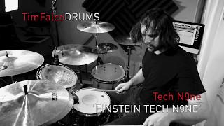 """Tim Falco - Tech N9ne """"Einstein Tech N9ne"""" - Drum Cover"""