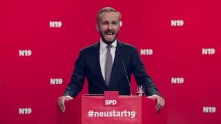 Wo sind die Kids aus dem Block? Jan Böhmermann macht SPD endgültig kaputt bzw. heile