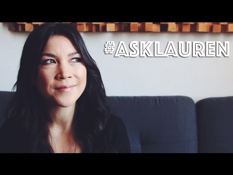#ASKLAUREN: HOW DID YOU BECOME A TV HOST?