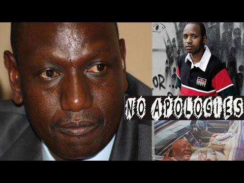 Martin Ngatia Warns William Ruto to Stop Threatening Boniface Mwangi