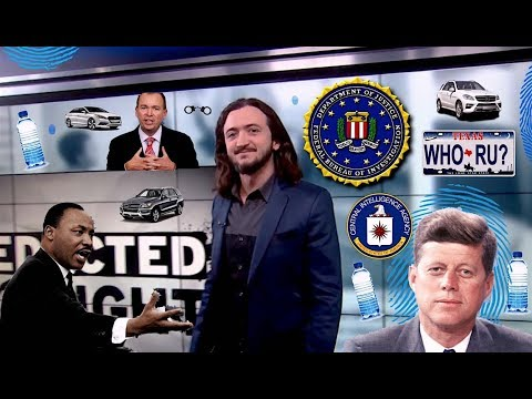 """~181~ FBI """"Loses"""" Data, ICE Tracking License Plates, Consumer Protection Gutted"""