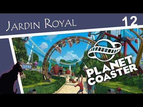 12 Le marché du Roi || Jardin royal || Planet Coaster