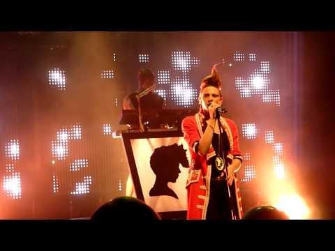 La Roux - Cover My Eyes - Live @ Shepherd's Bush Empire 251109
