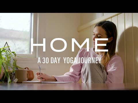 Home - A 30 Day Yoga Journey