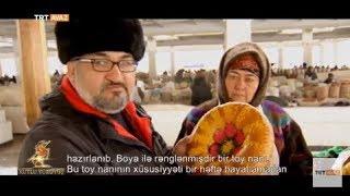 Özbekistan'ın Bir Pazarını Gezdik -  Semerkand - Siyop Bazarı - TRT Avaz