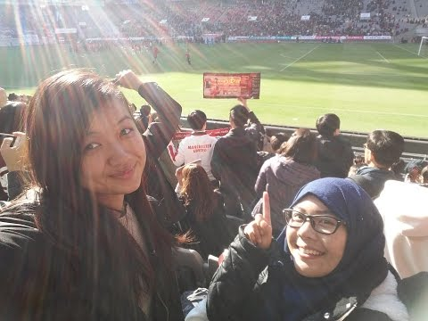 LIFE IN KOREA: FC SEOUL VS INCHEON & HALLOWEEN VLOG (31.10.2015)