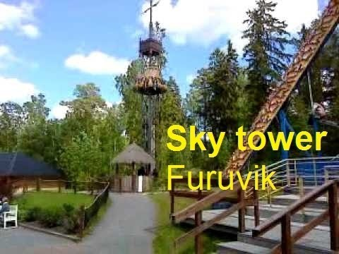 Sky Tower Furuvik Sweden Pov Youtube