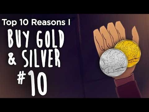 Top 10 Reasons I Buy Gold & Silver (#10) - All Fiat Currencies Fail