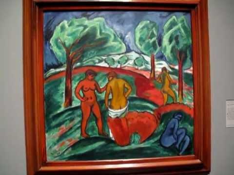 Expressionist Collection - St. Louis Art Museum, Missouri