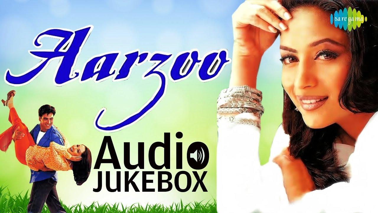 Aarzoo Movie | Audio Jukebox | Madhuri Dixit | Akhay Kumar | Saif Ali Khan | Anu Malik |Anand Bakshi
