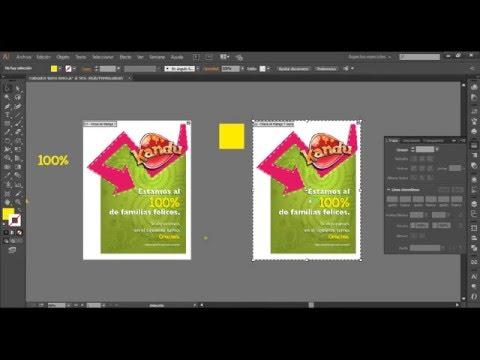 Exportar archivos de Illustrator a JPG, PNG y PDF