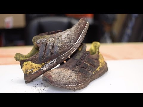 Decimated $2400 ASU Ultra Boosts Back to BRAND NEW!