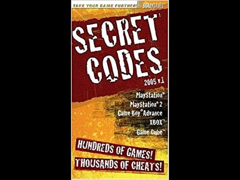 Cheat Code Book All Games