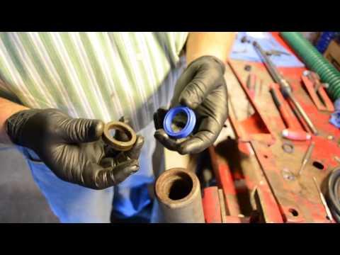 Kverneland Hydraulic Cylinder Repair