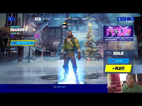 FIRST YOUTUBE VIDEO(MY VIEW ON FORTNITE!!!)