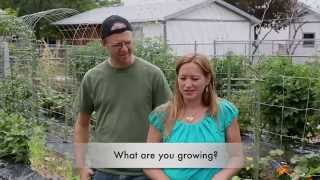 Foodscape Urban Farm. Greg And Dori Eddolls. Who We Are And What We Do.