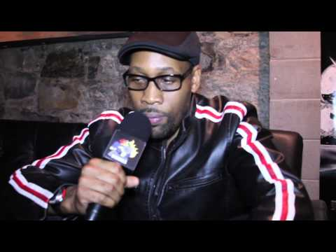 DD Visuals: RZA Talking 'Iron Fists' Prequels & Sequels