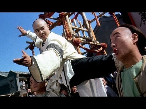 SHAOLIN TEMPLE Tamil Dubbed Hollywood Action Movie Hd, JetLi