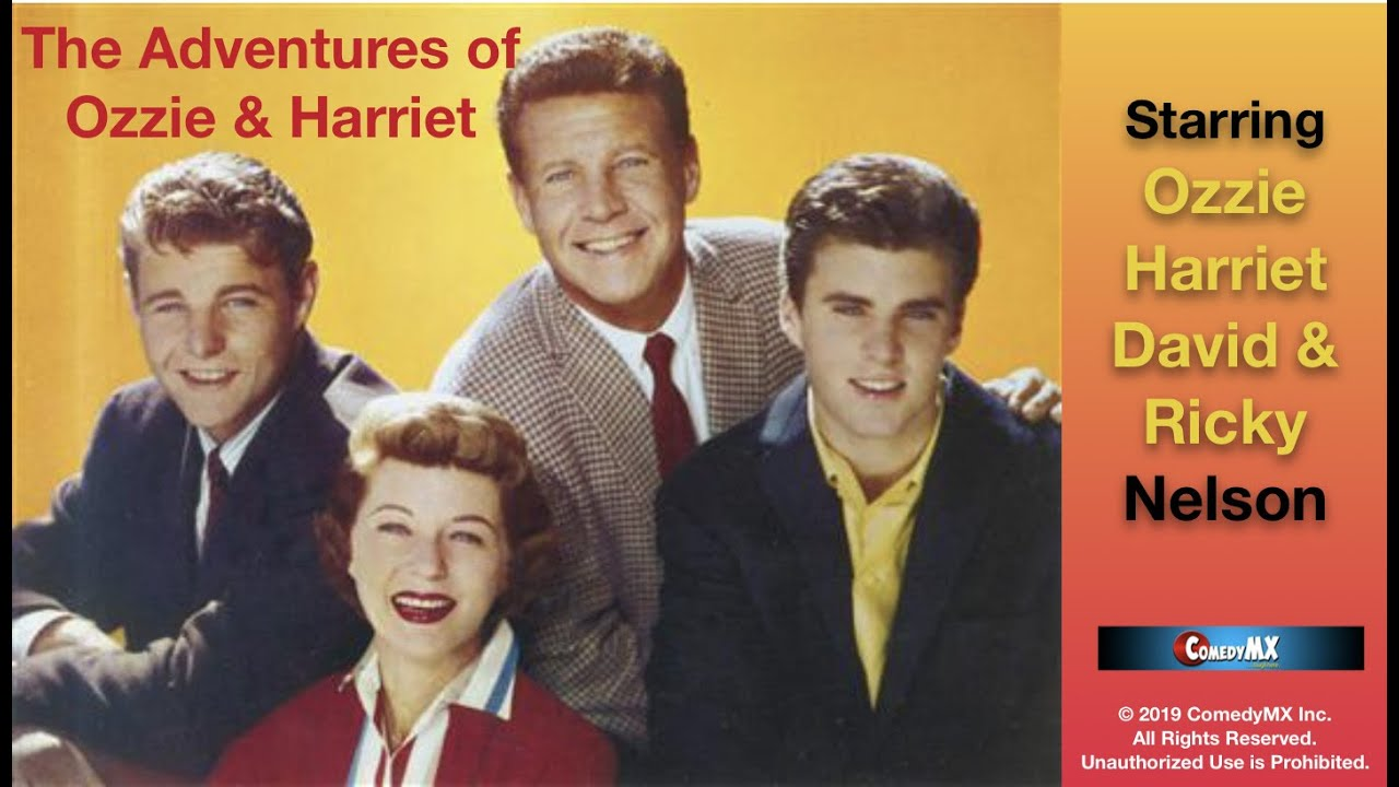 Download The Adventures of Ozzie And Harriet | Season 7 | Episode 16 | Ozzie and the Space Age | Ozzie Nelson