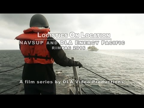 Logistics On Location: DLA Energy Pacific and NAVSUP RIMPAC 2016 (Open Captioned)