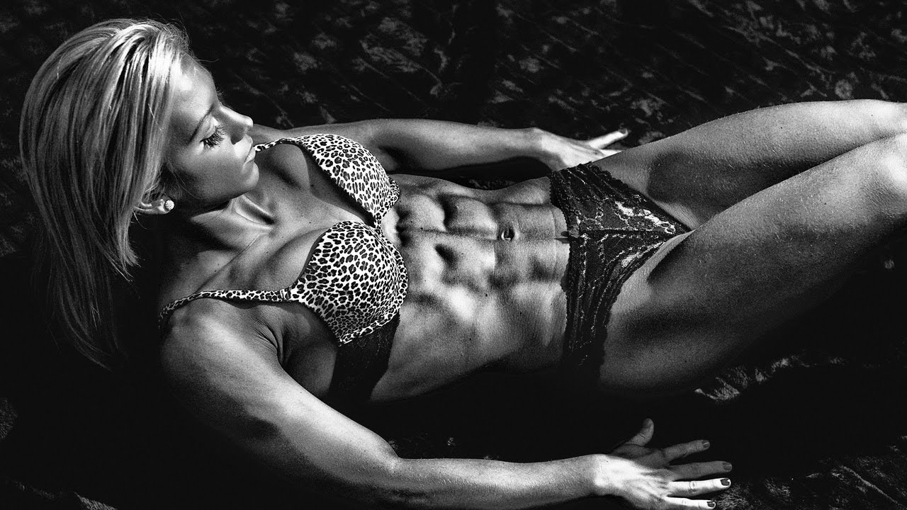 women with abs of steel nude
