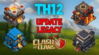 Is TH9 Dead? How will Clan Wars Change? TH12 Update Legacy