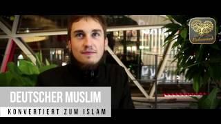 Ich musste Weinen als ich Muslim wurde | Deutscher konvertiert zum Islam
