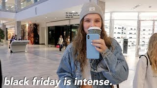 black friday vlog + haul 2019