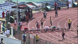 Deaflympics - Sofia 2013 - Athletics - 30th July 2013