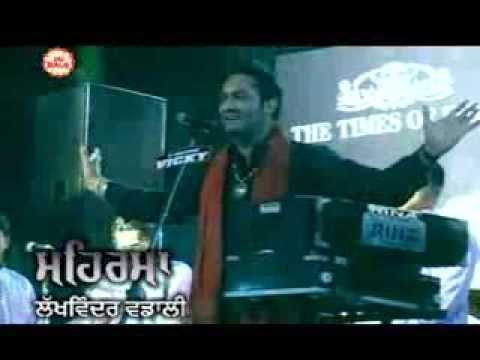DIVA (LIVE) - LAKHWINDER WADALI