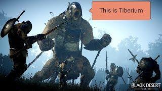 Это сервер Tiberium - Black Desert